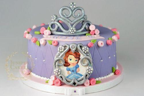 torta princesa sofia