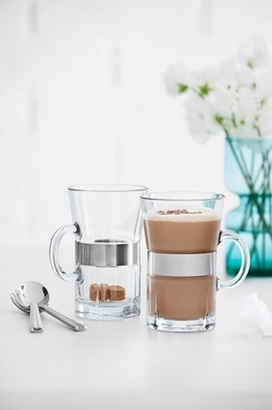 Rosendahl Grand Cru Thee- & koffieglazen. Gewoon mooi. #drinks