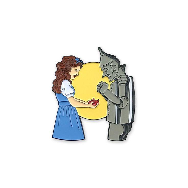 blueruinco — Dorothy & Tin Man