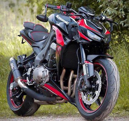 new Kawasaki Z1000