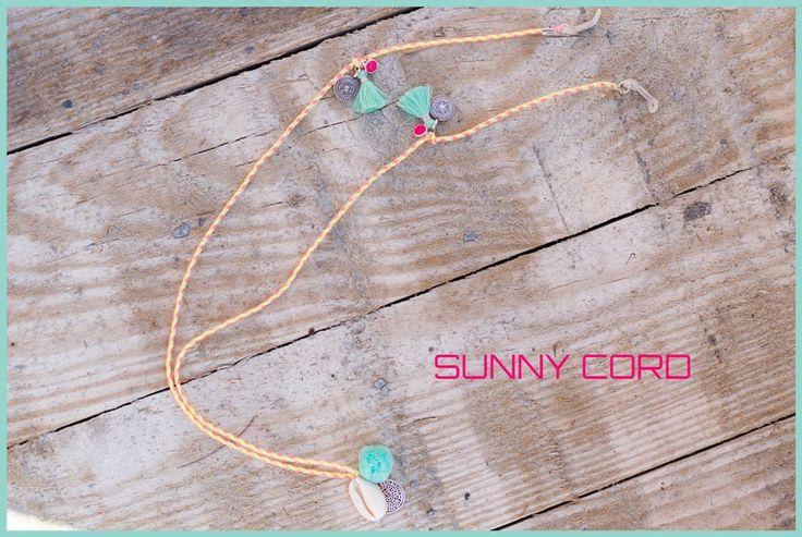 DIY pakket brillenkoord Sunny cord