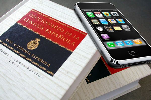 El diccionario de la RAE en tu smartphone; el arte de escribir bien