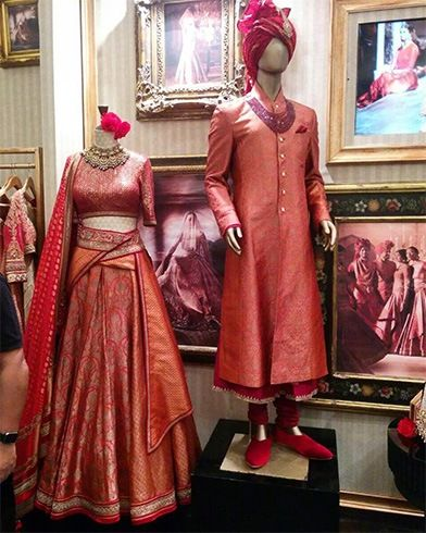 Tarun Tahiliani Wedding Show 2016
