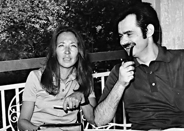Oriana Fallaci e Alekos Panagulis