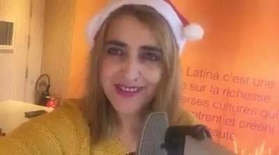 A radio Latina deseja Boas festas e feliz Natal a todos