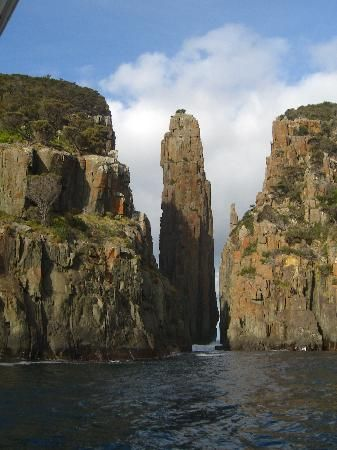 Hobart, #Australia: Candlestick - Bruny Island cruise