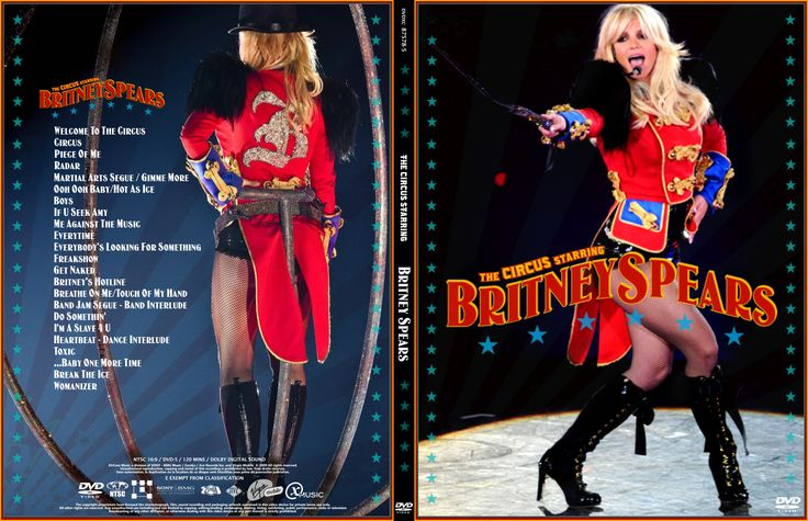 brittany+spears+circus | BRITNEY SPEARS - XirCom MUSIC lion tamer costume