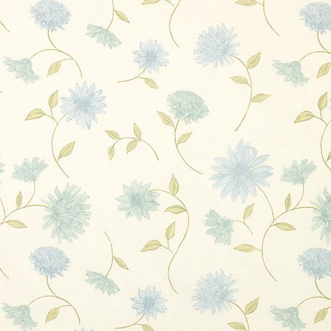 Isabella fabric, cornflower