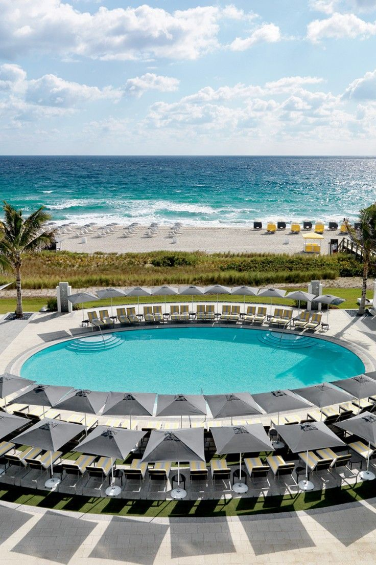 17 best images about miami beach our mothership on for Pool design boca raton