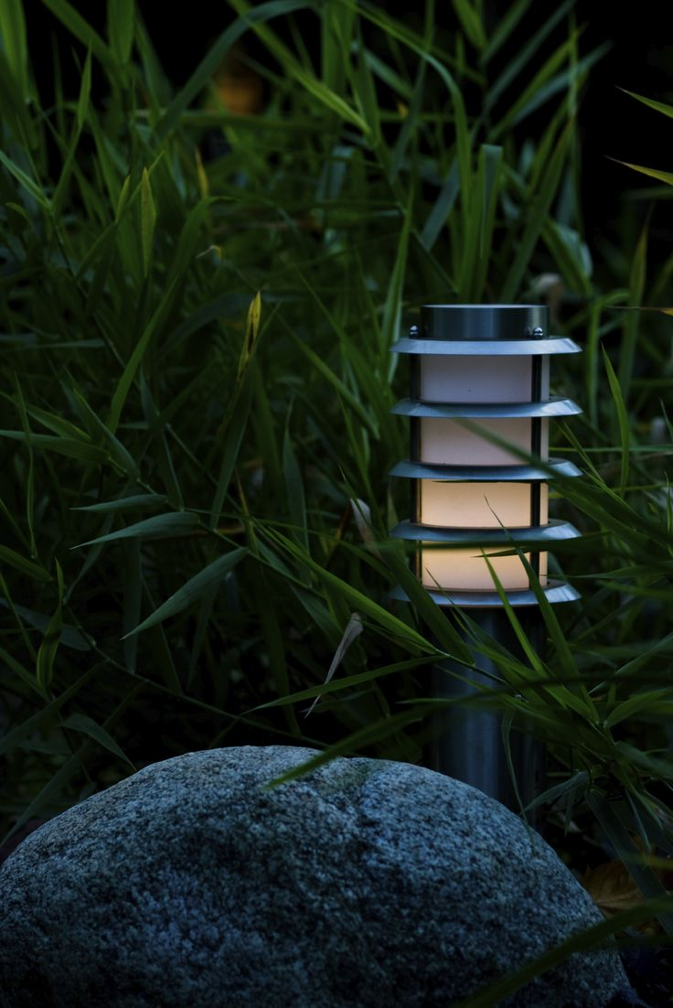 Brighten Up You #outdoor #gardens With #led #lights That Will Last You