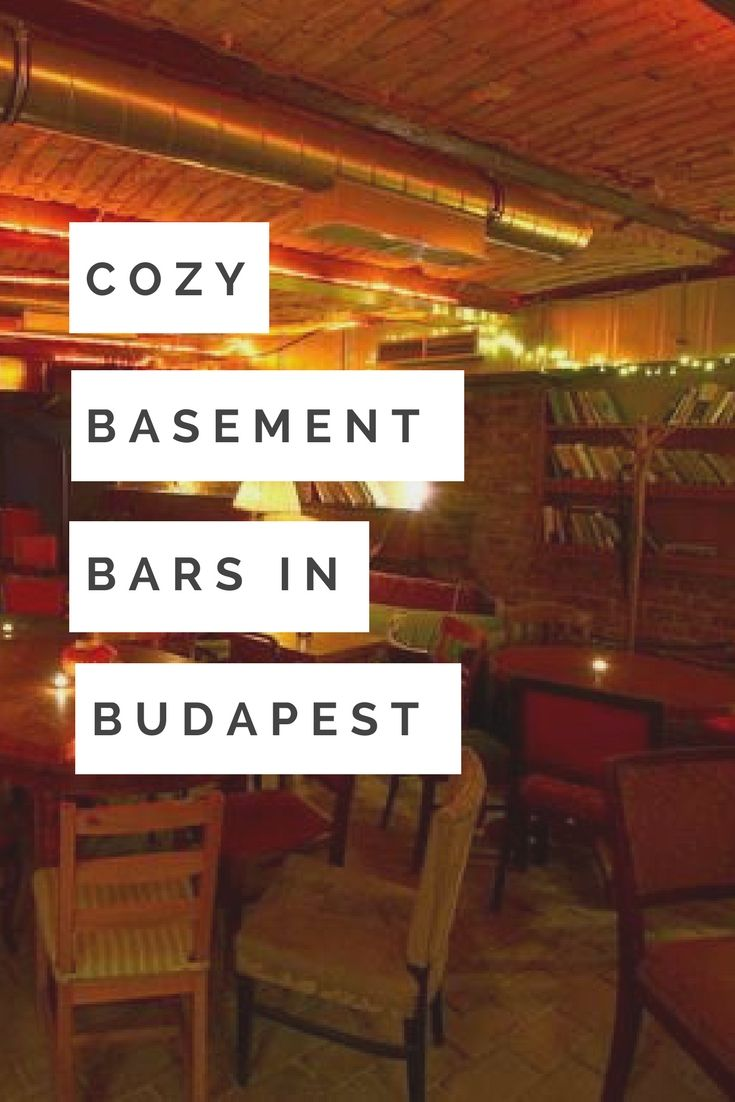 Cozy Basement Bars in Budapest - discover live music, quirky spaces and hipster hangouts