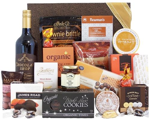 Chocolate Decadence | Chocolate Gift Basket | Chocolate Hamper | Same Day Brisbane Gold Coast Next Day Sydney