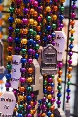 Games for Mardi Gras Beads