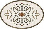 http://www.medallionoutlet.com/   36 Inch Oval Floor Medallion $1,038.00