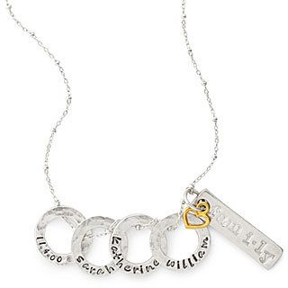 Definition of Family Necklace