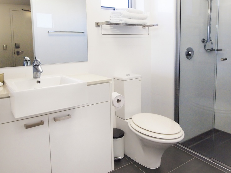 Oaks M on Palmer - Studio #201a - Bathroom