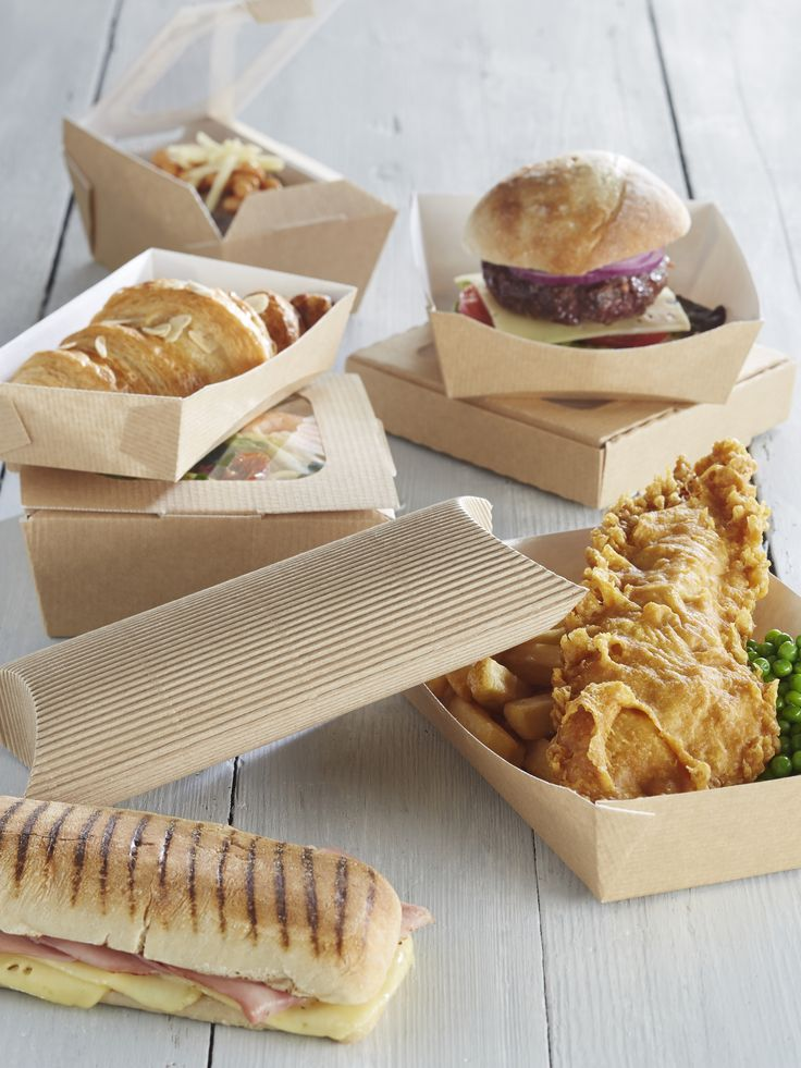 The new innovations Huhtamaki's 'Taste' range of food to-go packaging now includes trays, developed with over the counter service in mind.  The new Taste trays suitable for hot and cold foods, the new trays are aimed at the takeaway and bakery markets, they can be used to serve a variety of menu choices