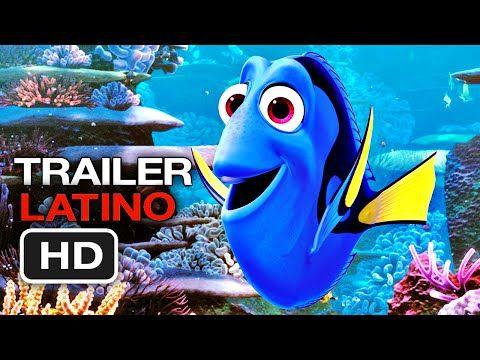 Buscando a Dory-Trailer en Español LATINO (HD) Secuela 2016 - YouTube