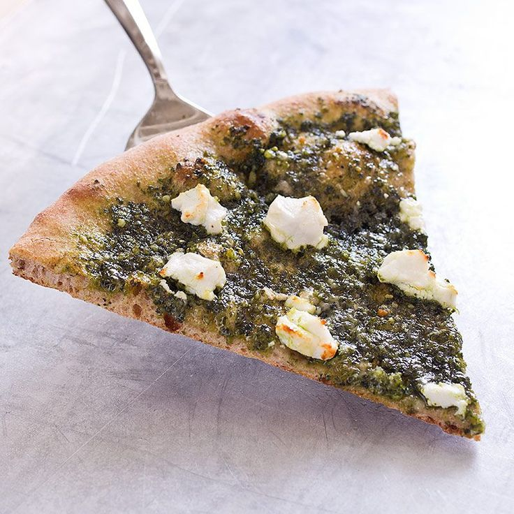 For a modern take on pizza, we developed a whole-wheat crust that sang ...