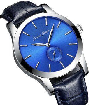 Samuel Joseph Bespoke Men's 43mm Wrist Watch - Master Cra... https://www.amazon.co.uk/dp/B01N0J3ODL/ref=cm_sw_r_pi_dp_x_UX8pzbD6WMW84