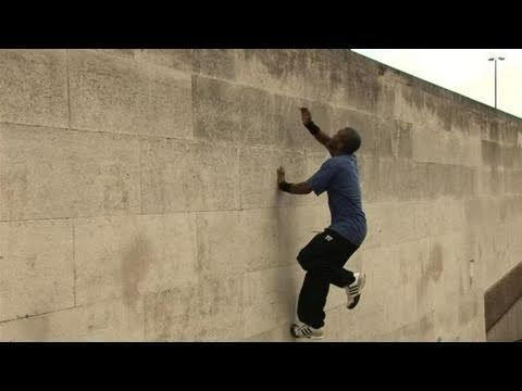 How to Run Up and Over a Wall: 9 Steps (with Pictures)