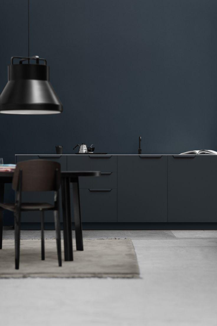 Reform Cph Kitchen / Design by Sigurd Larsen/ Sigurd Larsen for Reform - via Coco Lapine Design