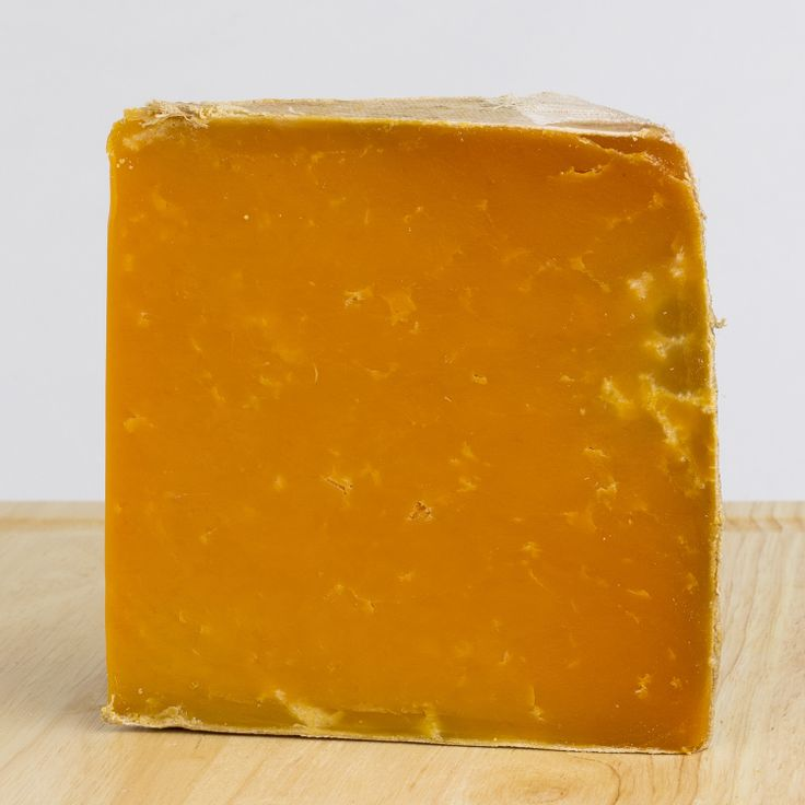 Red Leicester Cheese, at Affinage #Cheese | Pressed