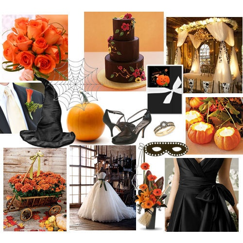 "Halloween Weddings: 128 Best ""Elegant"" Halloween Images On Pinterest"
