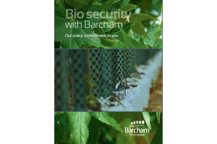 Barcham Trees Biosecurity | Barcham Trees PLC. Know where what you have planted has come from!! http://www.barchampro.co.uk/barcham-trees-biosecurity