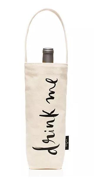 Don't mind if I do! #winebag #katespade