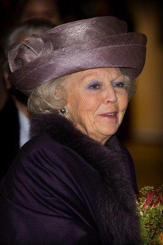 Princess Beatrix, November 27, 2015