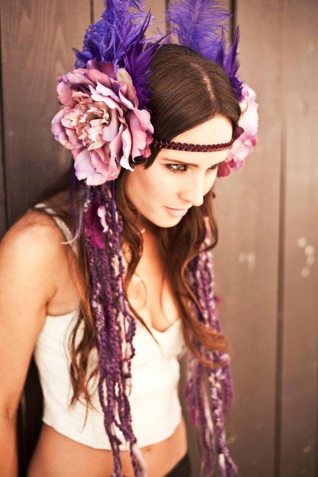 Custom Order MADE TO ORDER Fairy Goddess Headdress