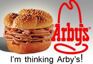 Free Roast Beef Sandwich from Arby's