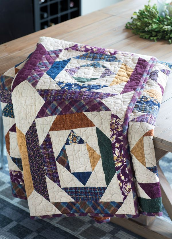 55 best Fons and Porter images on Pinterest | Quilting ideas ... : fons and porter quilt kits - Adamdwight.com