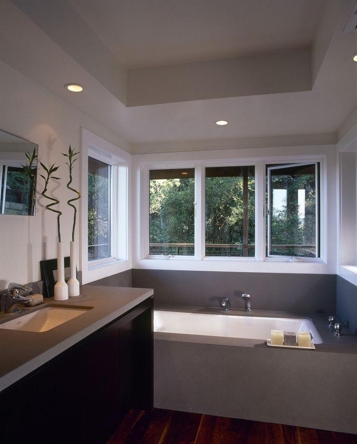 Lucky Bamboo - Modern Bathrooms - Photos
