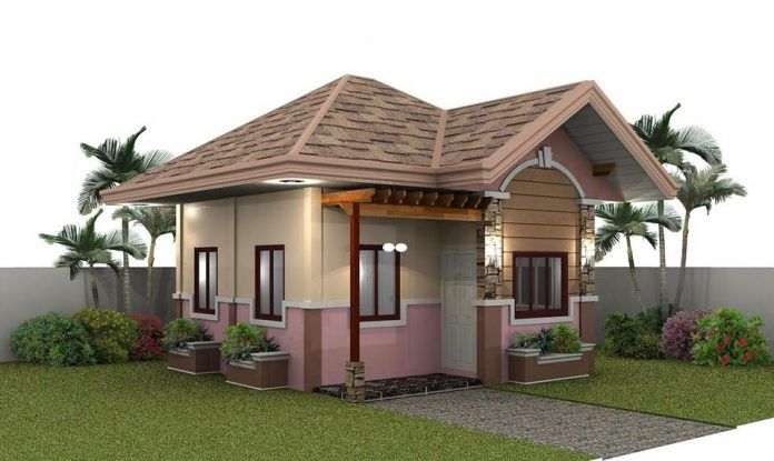 Small Houses Plans For Affordable Home Construction 1 Small House Design Exterior Small House Design Philippines Small House Exteriors