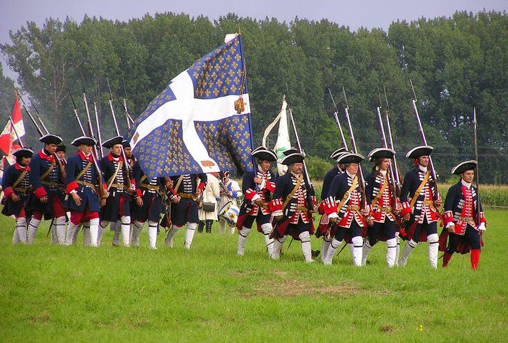 Gardes Francaises Seven Years War