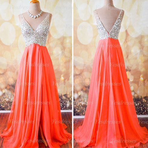 The+long+prom+dress+is+fully+lined,+4+bones+in+the+bodice,+chest+pad+in+the+bust,+lace+up+back+or+zipper+back+are+all+available,+total+126+colors+are+available.+  This+dress+could+be+custom+made,+there+are+no+extra+cost+to+do+custom+size+and+color.    Description+of+long+prom+dress  1,+Material:+...