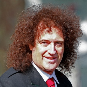 Happy Birthday Brian May! He turns 65 today...