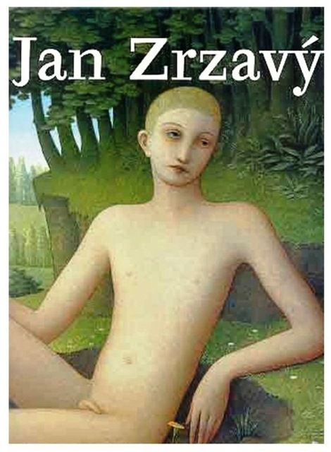 Hošíček. Book about Jan Zrzavy.