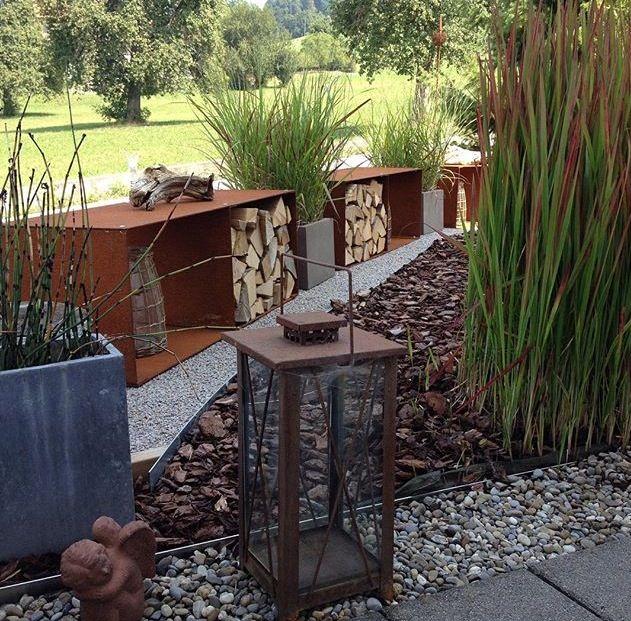Gartengestaltung Mit Rost garten mir rost zukünftige projekte garten
