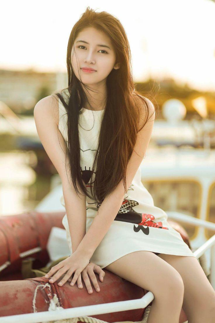 Ghim trên Vietnams girl