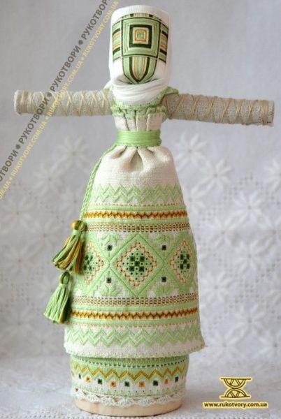Motanka by Tetanya and Natalka Katrychenko