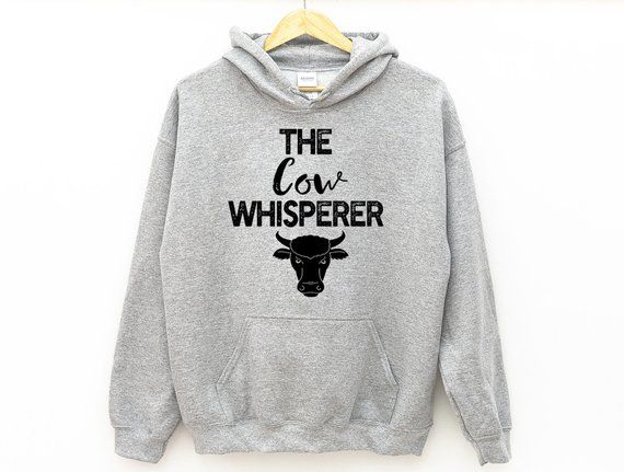Just A Girl Who Loves Cows Hoodie Gift For Men Women Unisex Hooded
