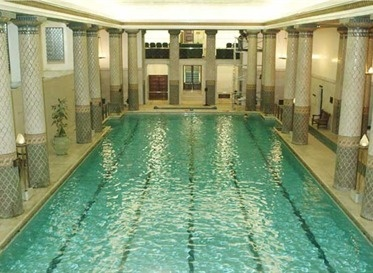 Rac club swimming pool pall mall london calling - Is there a swimming pool in buckingham palace ...