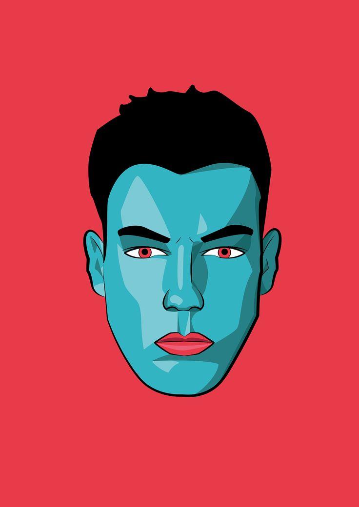 Check out my @Behance project: \u201cAvatar\u201d https://www.behance.net/gallery/47528427/Avatar