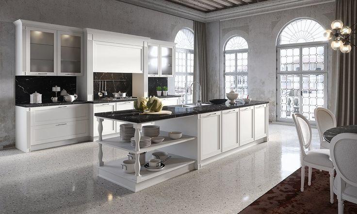 Scopri online Montecarlo, la nuova cucina classica di Gicinque: www.gicinque.com/it_IT/products/1/gallery/3/line/70