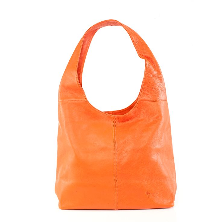 Getting back into shape after the indulgent festive season might just be made easier with a stylish bag to throw your gym essentials into. Get into the gym with this Abbey Orange Hobo across your shoulder, and take it out on weekends for an equally stylish look!