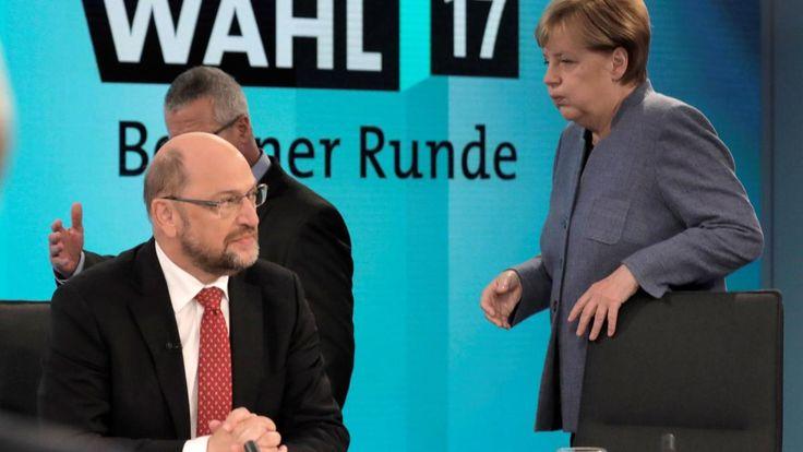 In der ARD-Runde macht Martin Schulz Ernst mit der Ankündigung, in die Opposition zu gehen: Er kritisiert eine mögliche Jamaika-Koalition mit scharfen Worten. Und trifft auf Gegenwind.