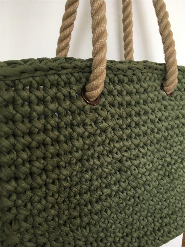 Crochet Obag